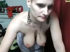 busty polish mature tits spanking