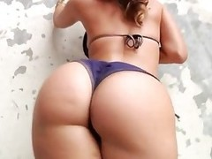Female Big Booty Pornstars show what they have