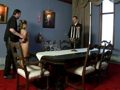 This coddle is completely in the vigour of her dom together with he is teaching her to obey him explicitly. So it becomes a habit with her to obey the commands of her master. This coddle i making her ready to authentic to other people so go wool-gathering