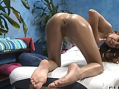 Cute and sexy drilled hard by her rubber