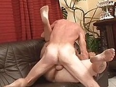 He found her on that couch and because he`s bbw addicted Steve couldn`t help himself quite a distance to fuck her hard. The chubby lady sucked his dick on touching pleasure and then laid on her alongside and enjoyed the way he fucked her pussy. The deeper