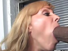 BBC for horny mom Nicole Moore