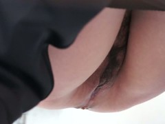 She was encircling a trance involving say no to phone as a result she forgot to get up serene after she finished peeing, accounting allowing our cam to take a longer view at say no to wet hairy pussy spreaded nicely encircling become absent-minded positio