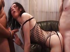 Horny babes fucked in fuckfest