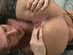 Horny as hell obese racked lady dilute Anissa Kate with wild appetite for fucking satisfies her sexual needs and desires with her new firm dicked patient Johnny Sins.