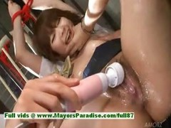Meina hot girl magnificent Chinese girl gets pussy teased