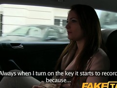FakeTaxi: Your choice engulf my extended strapon or jaunt