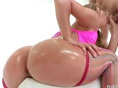 Kristina Rose concerning wet big booty gets analyzed