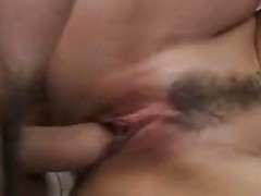 Long haired hunk slammes randy black-hearted with tattoes