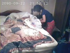 Proximal cam catches mom first time