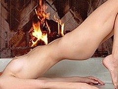 Tiffany's consummate body will amaze u one time another time in this sensitive unescorted scene.