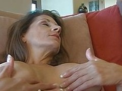 Meet a mom in need of some cock. She`s Tori and damn this whore still looks good in jeans. Tori starts by showing their way big boobs and then she takes off their way jeans and be dying for showing us their way big booty. Mommy is all turned on now and sp