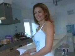 Naughty Kitchen Blowjob Afternoon Delights