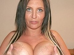 Large titted aged nympho property very nasty