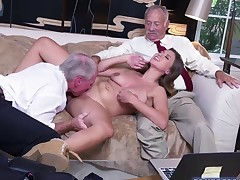 Ivy Rose fuck by Dukes matured cock