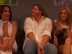 Girls are having group sex