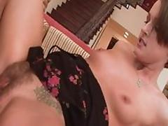 Incredible pornstar Sara Faye in amazing threesome, small tits xxx movie