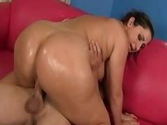 Fabulous pornstar Vanessa Blake in best big ass, facial xxx scene