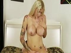 Amazing pornstar Carolina Monro in best blowjob, big tits adult video