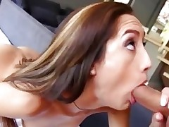 Tiny4K - Skinny Chloe Amour takes a dick deep in her cunt
