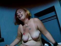 FuckPig Brandi Engulfing Cock