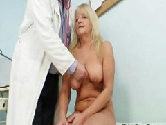 Grandma gets say no to tight pussy part5