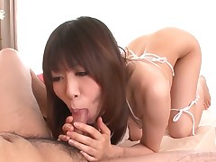 Junna Kogima makes no secret of her fuck hole and tits