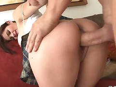 Chicana Yuly is just desperate for sex in this steamy fuck action with Nacho Vidal