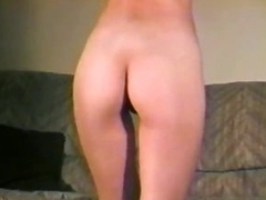 Amateur Asian in casting couch scene