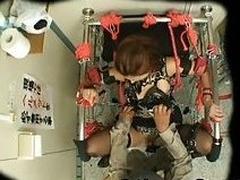 Amazing Maria Ozawa in bondage
