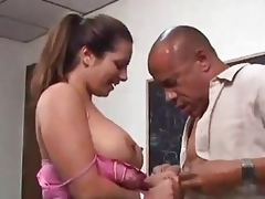 Fleshy Mom Experiences Teacher's Huge Cock...f70