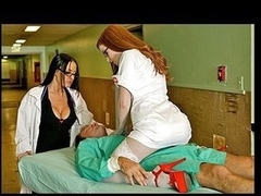When a coma patient is rushed to the hospital Dr Deville nurses him back to life using the majority valuable method of her medical training: Severe Penis Treatment.