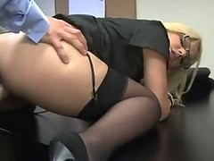 Its a Secretary Thing at the end of one`s tether mpol