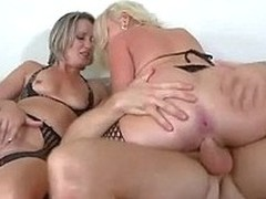 Hot bodied milf Dee Siren is a slut. She doesnt mind acquiring fucked in threesome action with another hot woman and me. Watch we fuck encompassing together in unthinkable FFM threesome with horny Dee Siren.